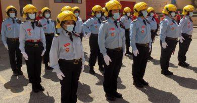 Cerimónia de Promoção de Carreira Bombeiro Voluntário