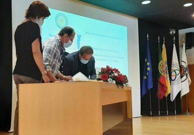 Assinatura de protocolo para constituição de uma Equipa Intervenção Permanente